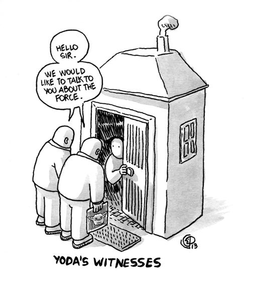Yoda's Witnesses
